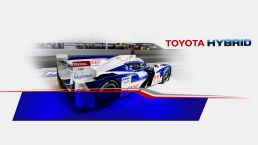 Toyota Le Mans Motor Sport Event Design + Konzept