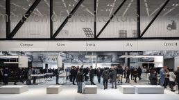 ERCO Messestand Light and Building 2018 Frankfurt
