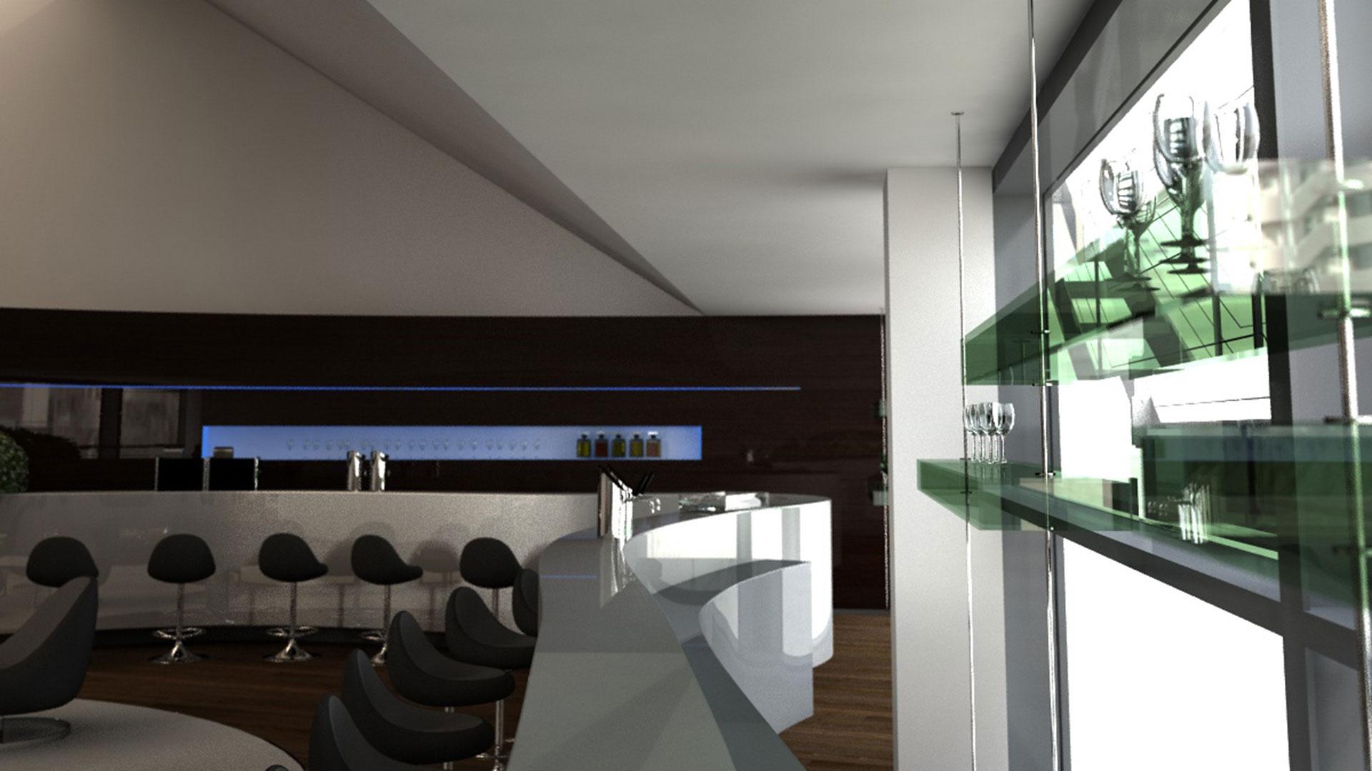 Nürburgring VIP Club Lounge