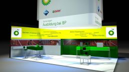 BP Messestand