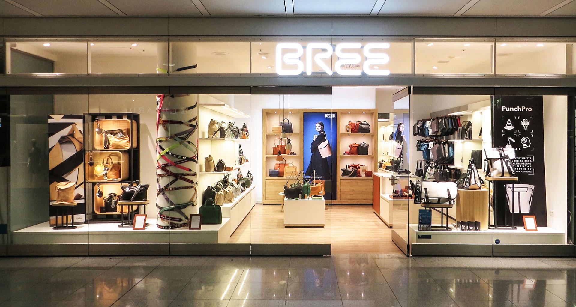 BREE Store München Flughafen