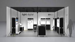 ERCO FLIGHTCASE-SYSTEM Rendering