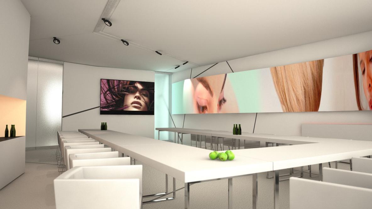 Henkel Cosmetics Beauty Lighthouse Meetingraum
